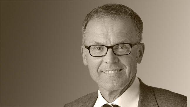Dr. Franz Josef Schöne von Tax & Legal Excellence Head of Lounge Düsseldorf