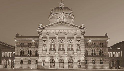 Schweiz Regierung Bern