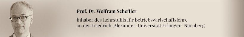 Wolfram Scheffler