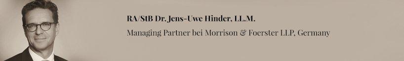Jens-Uwe Hinder
