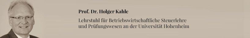 Holger Kahle