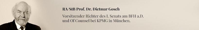 Dietmar Gosch