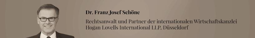 Franz Josef Schöne