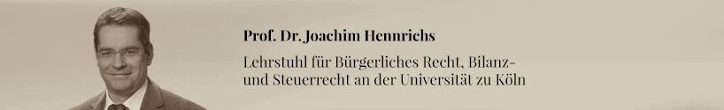 Joachim Hennrichs