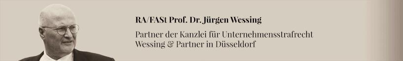 Jürgen Wessing