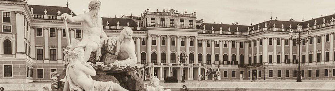 Ansicht Wien