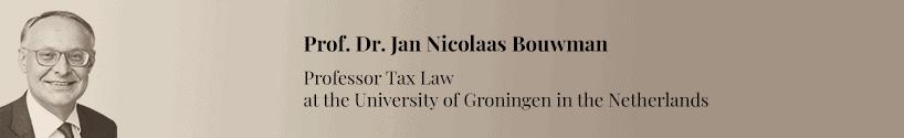 Jan Nicolaas Bouwman