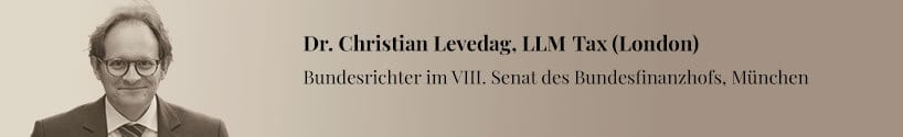 Christian Levedag von Tax & Legal Excellence Network