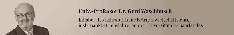 Gerd Waschbusch