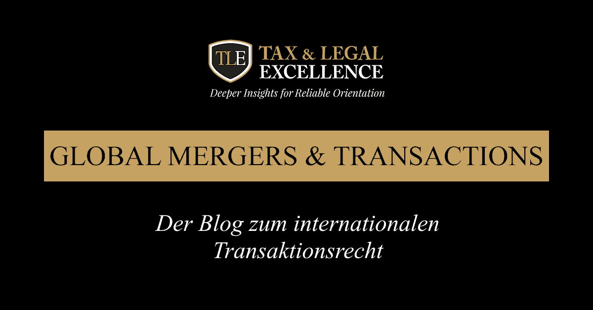 Der Blog zum internationalen Transaktionsrecht